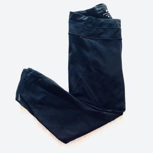 Athleta Black Capri Leggings - Medium